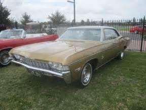 1968 Chevrolet Impala 4 Door File 1968 Chevrolet Impala 4 Door Hardtop Jpg
