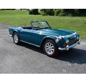 Triumph TR250  Information And Photos MOMENTcar