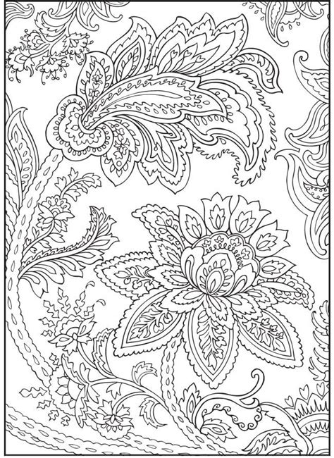 flower coloring pages advanced flower coloring pages advanced az coloring pages