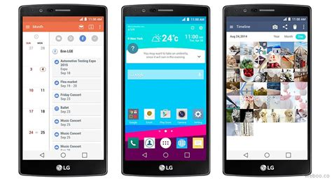 Hp Lg Ux 4 0 lg g4 officially unveiled global rollout april 29th weboo