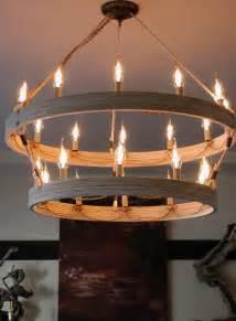 diy chandelier l remodelaholic 25 gorgeous diy chandeliers