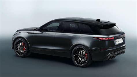 2019 Land Rover Svr by 2019 Range Rover Velar Svr Photos New Autocar Release