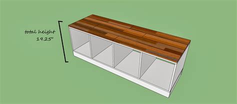 mudroom bench height remodelaholic diy entryway mudroom with cubbies for
