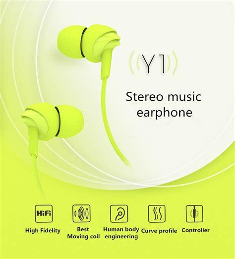 Headset Rock Lava Hifi Earphone Dengan Mic Y1 Promo 1 rock lava hifi earphone dengan mic y1 black jakartanotebook