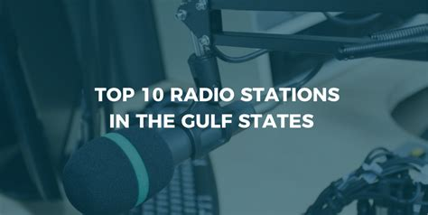 best radio station in top 10 radio stations in the gulf states cision