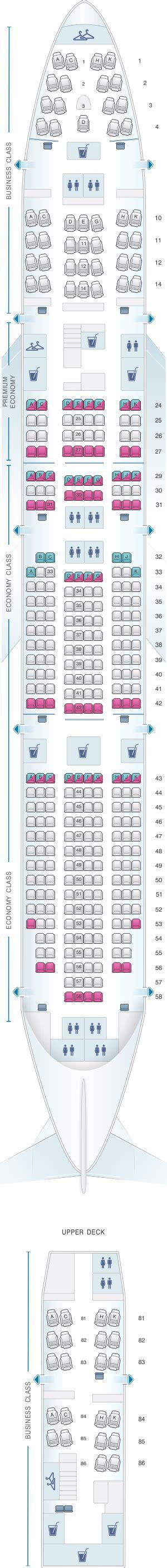 lufthansa boeing 747 400 seat map seat map lufthansa boeing b747 400 371pax seatmaestro