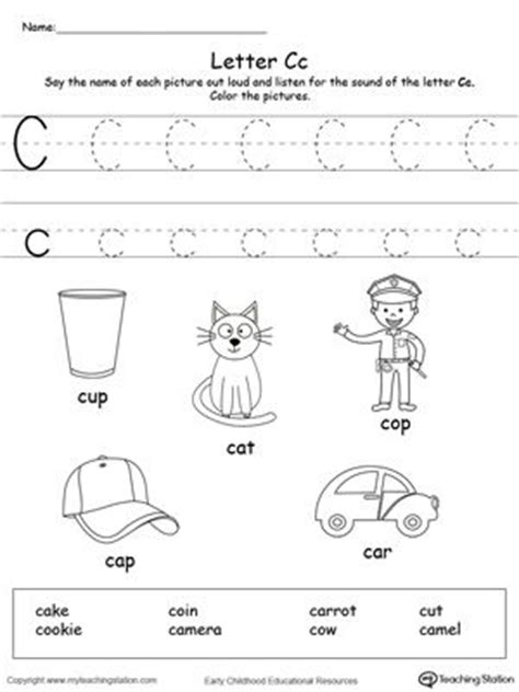 colors starting with c 1000 ideas about letter c activities on