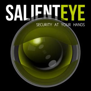 salienteye home security alarm android apps on play