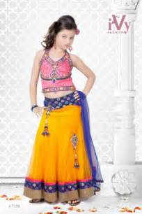 fashion amp style trade india beautiful anarkali kids wear