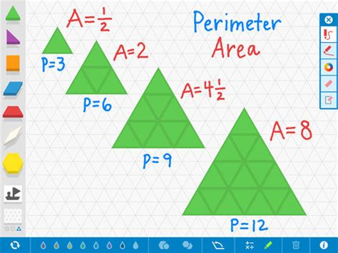 pattern shapes math learning center pattern shapes by the math learning center on the app store