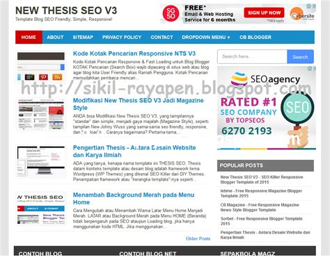 new templates for blogger 2015 new thesis seo v3 template blog responsive cb 2015 sikil