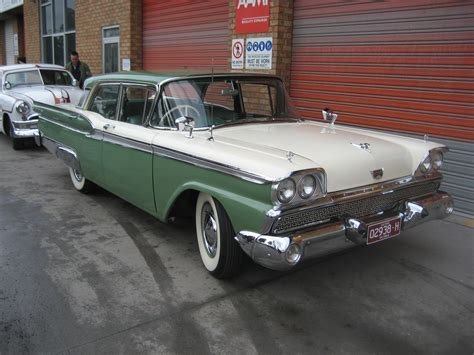 1959 ford fairlane information and photos momentcar