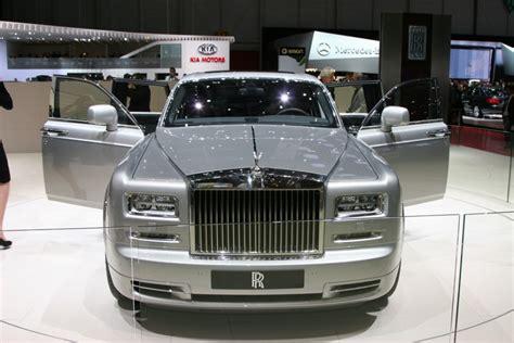 carro rolls royce el precio del rolls royce phantom series ii no fue
