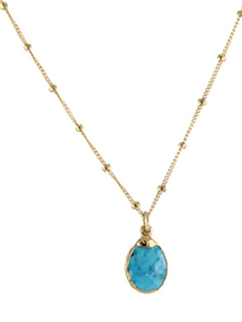 Steals Deals 15 Peggy Li Jewelry by Turquoise Nugget Necklace Necklaces Handmade Jewelry
