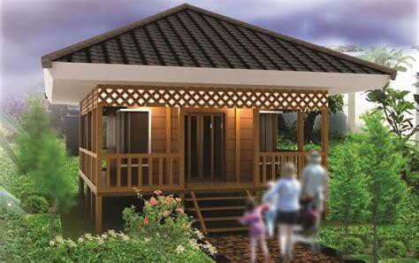 desain atap rumah walet 71 desain rumah kayu dan beton contoh desain rumah