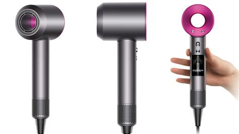 Hair Dryer Temperature Range get the cool dyson supersonic hairdryer exclusively