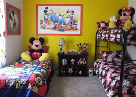 mickey mouse bedroom design ideas cute mickey mouse home cute mickey mouse bedroom theme decor for kids