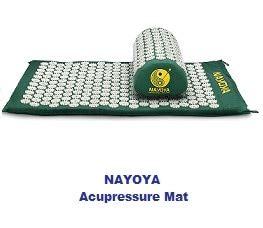 compare popular acupressure mats spoonk nayoya or