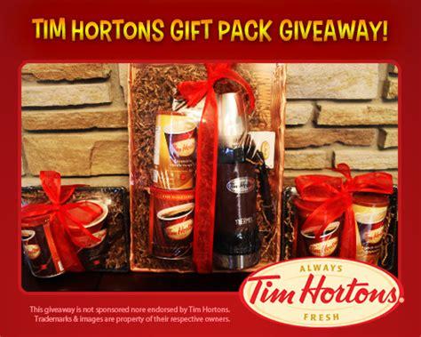 Tim Hortons Giveaway - savealoonie s tim hortons giveaway