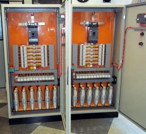 o que é banco capacitor foto banco de capacitores automatico de hlp power
