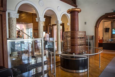 Nicola Tesla Museum Nikola Tesla Museum Belgrade Serbia