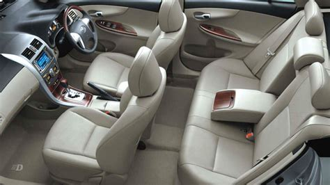 Toyota Altis 2014 Interior by Corolla Altis 2014 Hits The Roads