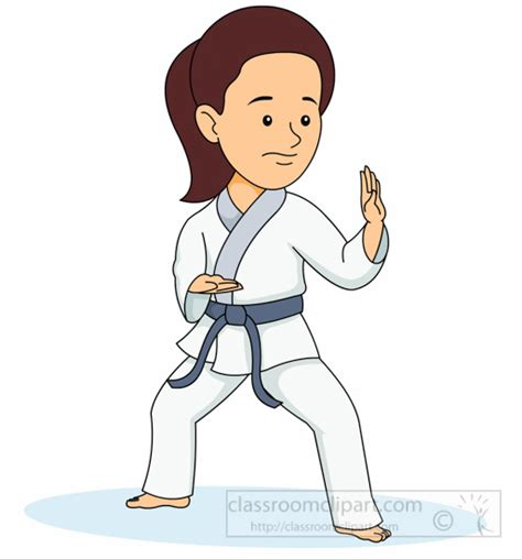 karate clipart animal clipart karate pencil and in color animal clipart