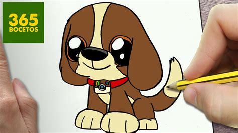 imagenes kawaii instagram como dibujar perro instagram kawaii paso a paso dibujos