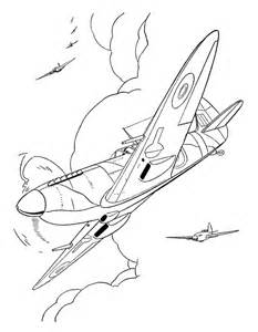 Aircraft Drawings / Military Fighter  Interceptor sketch template