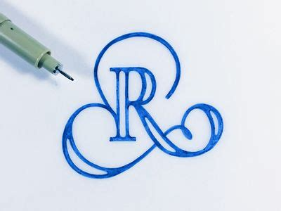 Still No Nicholl Letter 2 by The Letter R Typography Calligraphy And Cap