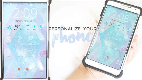 personalize my android phone part 2 updated personalize make your android phone 2015