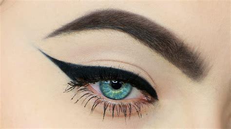 Eyeliner My my eyeliner routine winged eyeliner eyeliner