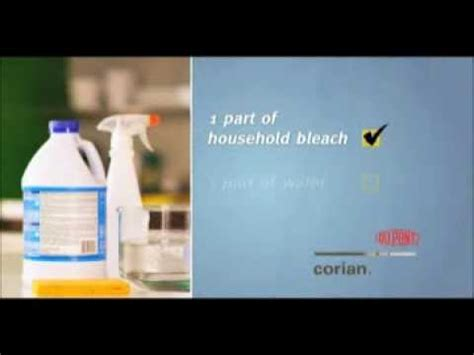 corian care how to care for corian countertops