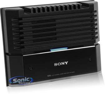 Power Monoblok Sony Xm Gs100 sony xm gs100 jbl ms 10sd2 subwoofer ground shaker