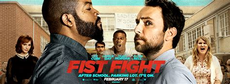 the movie theater fist fight 2017 fist fight talking with tami