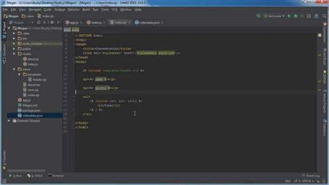 node js tutorial youtube node js tutorial for beginners 21 working with json