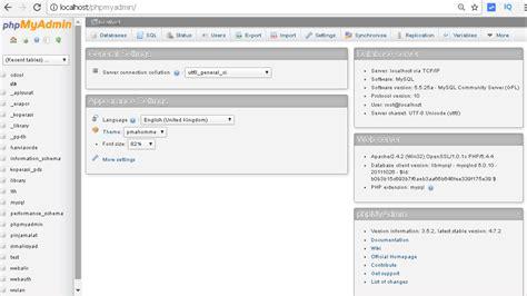membuat database guru cara mudah membuat database di phpmyadmin iman jayoda