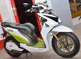 Karpet Pijakan Kaki Honda Beat modifikasi honda all new beat pgm fi 2012 kumpulan