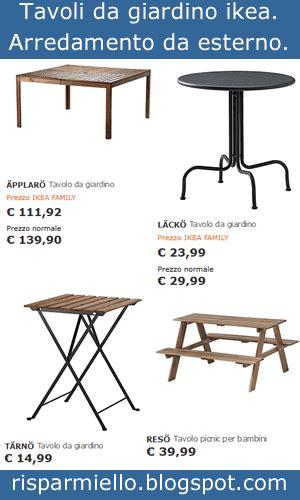 tavoli da terrazzo ikea risparmiello tavoli e sedie da giardino ikea per esterno