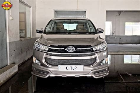 Grill Custom Innova Reborn kit up automotive s custom kit for toyota innova car news maxabout forum