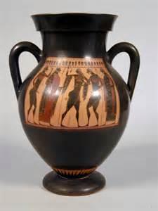 vasi greci a figure nere anfora attica a figure nere collections ita