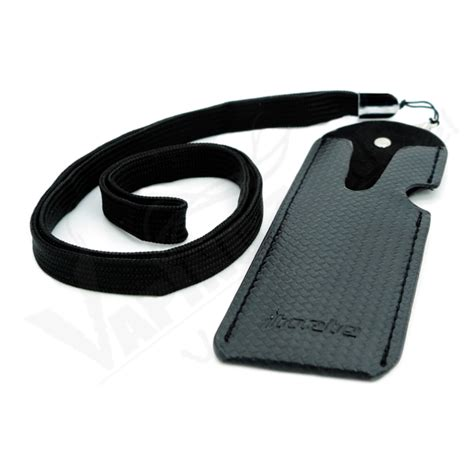 Innokin E Cigarette Leather Pouch For Silver Murah innokin leather carrying pouch lanyard for itaste ego vv