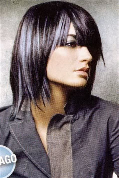 pictures of silver highlights brown hair with silver blond highlights hairspirations