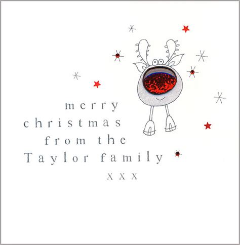 Handmade Personalised Cards Uk - ten personalised handmade cards by eggbert