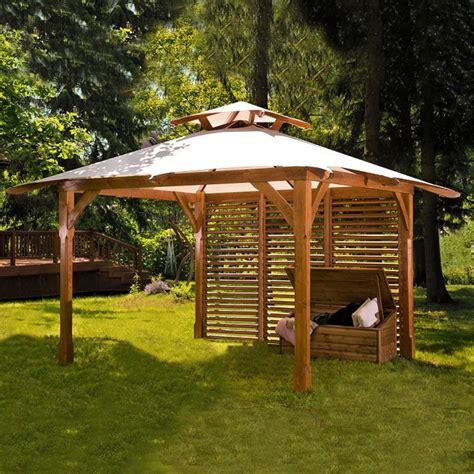 Baldacchino Per by Gazebo A Baldacchino In Legno Canopy Bsvillage