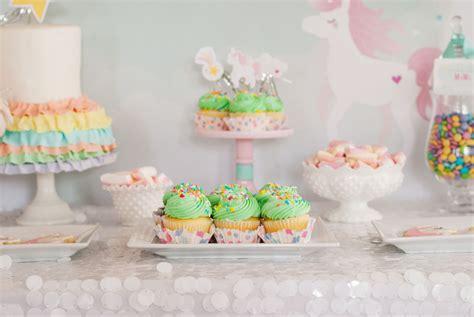 Bar Decoration Ideas Magical Unicorn Birthday Party Project Nursery