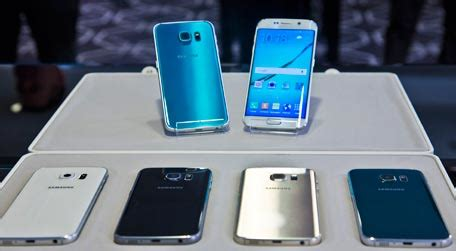 galaxy s6, s6 edge sold out in dubai; samsung is 'back in