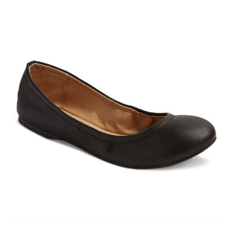 target shoes flats s ona wide width ballet flats mossimo supply co