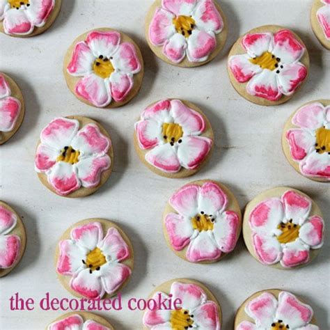 The Decorated Cookie by Eglantine Painted Cookies For A Get Well The
