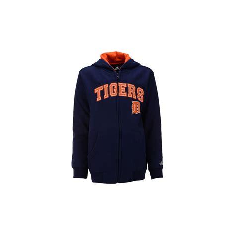 Hoodie Detroit 7 Jidnie Clothing adidas boys detroit tigers fullzip embroidered hoodie in